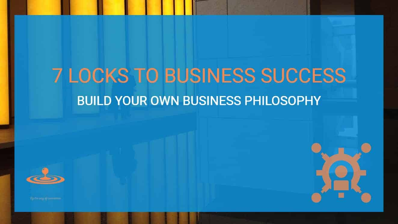 7 Locks to Business Success: Business Executives Discussing Strategy in a Business Building